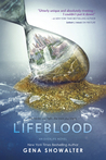 Cover of Lifeblood (Everlife, #2)