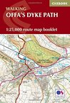 Offas Dyke Map Booklet: 1:25,000 OS Route Mapping (Cicerone Guide)