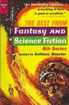 The Best from Fantasy and Science Fiction 8th series