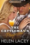 The Cattleman's Proposal  (Men of Mulhany Crossing, #1)