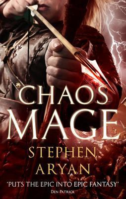 Req- Chaosmage (The Age of Darkness Trilogy #3)  - Stephen Aryan