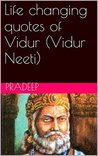 Life changing quotes of Vidur (Vidur Neeti)
