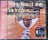 Witty, Weird and Outrageous: Saki Favorites