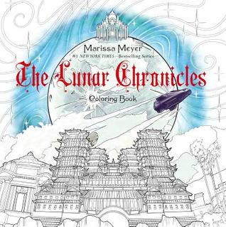 Lunar Chronicles Coloring Book Contest Coloring Pages