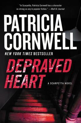 patricia cornwell book reviews