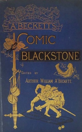 The Comic Blackstone