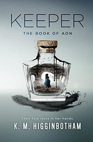 Keeper: The Book of Aon (The Keeper #1)