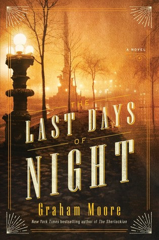Image result for last days of night graham moore