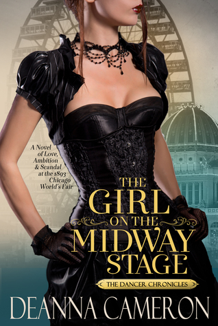 The Girl on the Midway Stage