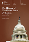 The History of the United States (Great Courses, #8500)