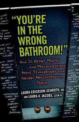 Image result for authors laura of you're in the wrong bathroom
