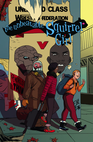 The Unbeatable Squirrel Girl, Volume 5: Like I'm the Only Squirrel in the World
