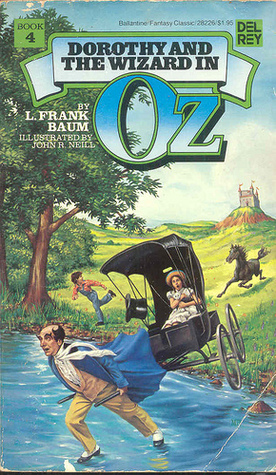 Dorothy and the Wizard in Oz by L. Frank Baum