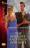 The Bought-and-Paid-for Wife (Secret Lives of Society Wives, #4)