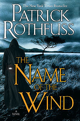 Patrick Rothfuss: The Kingkiller Chronicle series