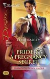 Pride & a Pregnancy Secret (Diamonds Down Under, #2)