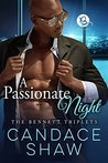 A Passionate Night (The Bennett Triplets)