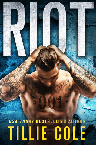 Riot (Scarred Souls, #4)