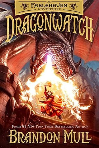 Dragonwatch by Brandon Mull
