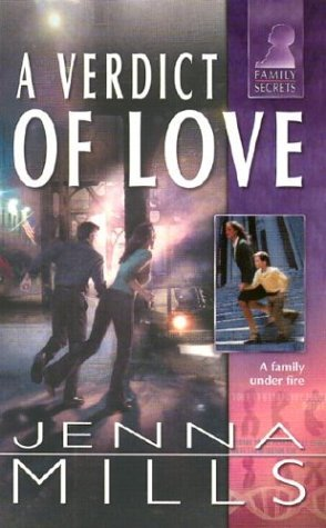 A Verdict of Love by Jenna Mills