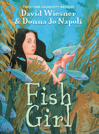 Read Online / Download) Fish Girl by Donna Jo Napoli Ebook in PDF or