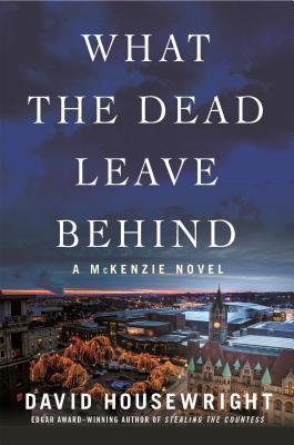 What the Dead Leave Behind (Mac McKenzie, #14)