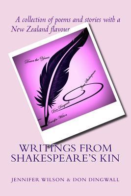 Writings from Shakespeares Kin