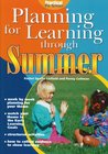 Summer (Planning for Learning Through)