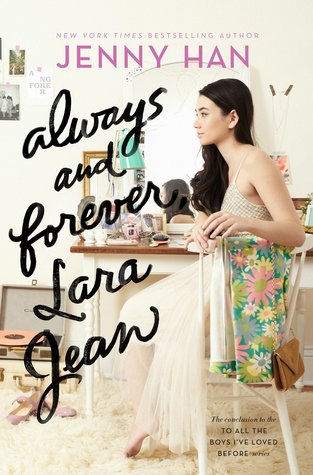Image result for always and forever lara jean book cover