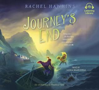 Journey's End - Rachel Hawkins