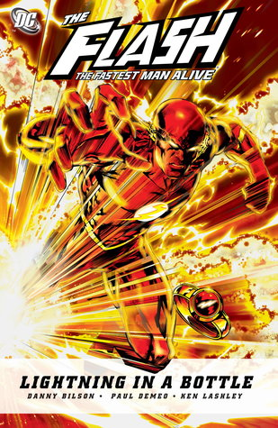 The Flash: The Fastest Man Alive, Vol. 1: Lightning in a Bottle