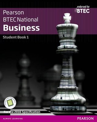 BTEC Nationals Business: Student Book + Activebook 1: For the 2016 Specifications (BTEC Nationals Business 2016)