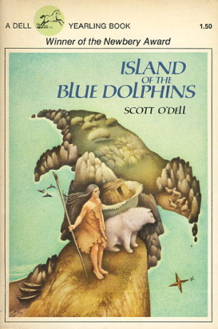 essay on island of the blue dolphins