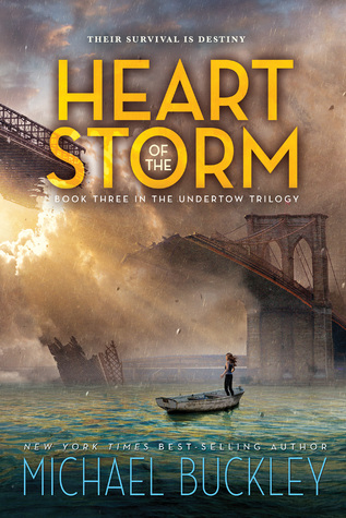 Heart of the Storm (Undertow, #3)