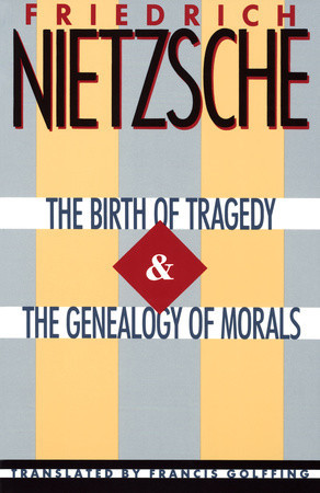 Nietzsche Genealogy of Morality First Essay