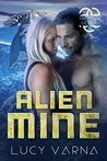 Alien Mine (The Pruxnae, #3)