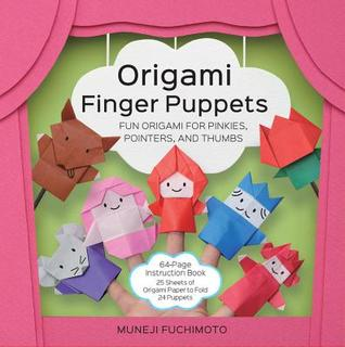 Origami Finger Puppets: Fun Origami for Pinkies, Pointers ... - photo#41