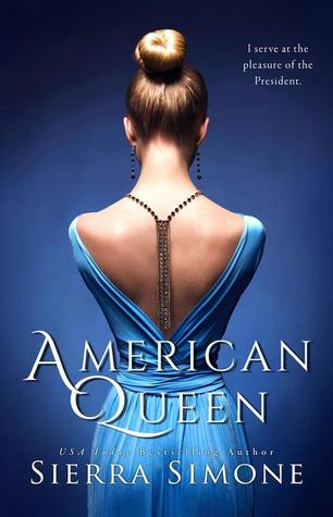 Image result for american queen author sierra simone