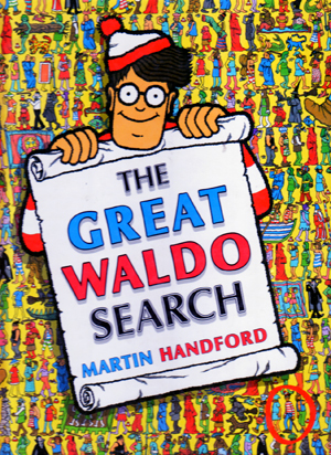 The Great Waldo Search by Martin Handford