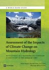 Assessment of the Impacts of Climate Change on Mountain Hydrology (World Bank Studies)