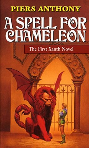 Piers Anthony: Xanth series