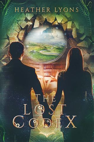 The Lost Codex (The Collectors' Society, #4)