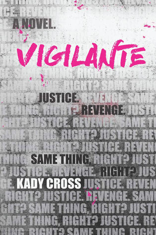 Image result for vigilante kady cross
