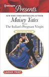 The Italian's Pregnant Virgin (Heirs Before Vows #3)