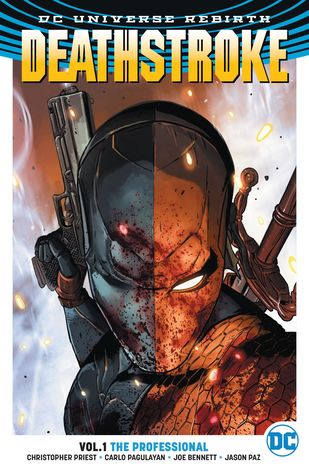 Deathstroke, Volume 1: The Professional