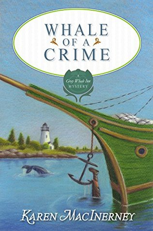 Whale of a Crime (Gray Whale Inn Mystery, #7)