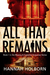 All That Remains (A Missing & Exploited Suspense Novel Book 1)