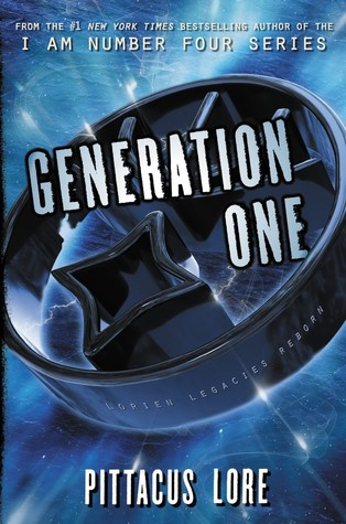 Generation One (Lorien Legacies Reborn,, #1)
