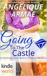 Sapphire Falls: Going To The Castle (Kindle Worlds Novella) (Royals of Countavia Book 2)