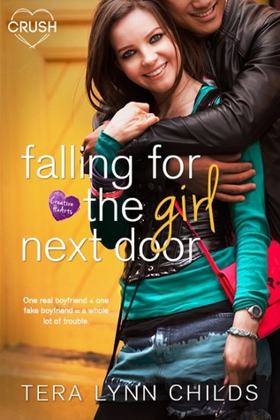 Falling for the Girl Next Door (Creative HeArts, #5; Sloane and Tru, #2)